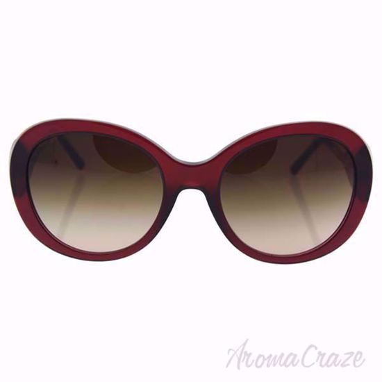 Burberry BE 4191 3014/13 - Bordeaux/Brown Gradient by Burber
