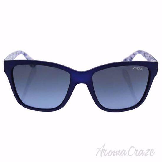 Vogue VO2896S 2225/8F - Matte Blue/Blue Gradient by Vogue fo