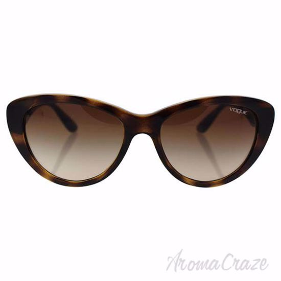 Vogue VO2990S W656/13 Liu Shishi - Dark Havana/Brown Grandie