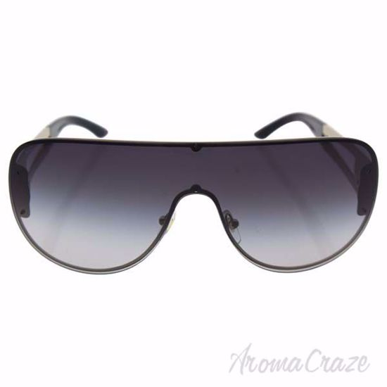 Versace VE 2166 1252/8G - Gold/Grey by Versace for Women - 4