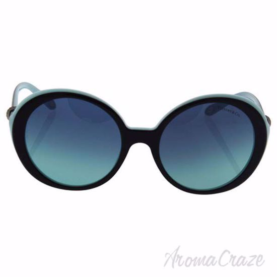 Tiffany TF 4107 8055/9S - Black Blue/Blue Gradient by Tiffan
