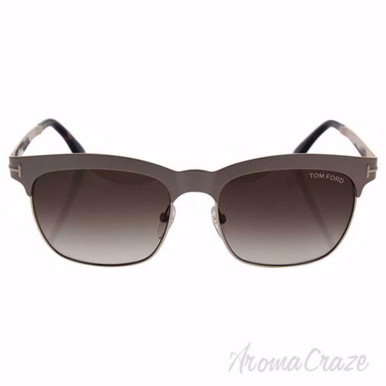 Tom Ford TF437 74F Elena - Ivory/Gradient Brown by Tom Ford