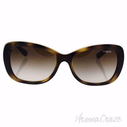 Vogue VO2943SB W656/13 - Dark Havana/Brown Gradient by Vogue
