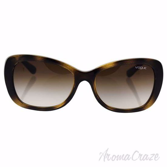 Vogue VO2943SB W656/13 - Dark Havana/Brown Gradient by Vogue