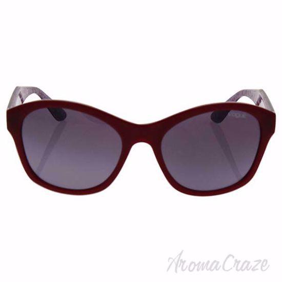 Vogue VO2991S 2340/8H Deepika Paducone - Red/Violet Gradient