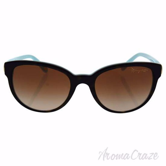 Tiffany TF 4109 8134/3B - Dark Havana/Blue Brown Gradient by