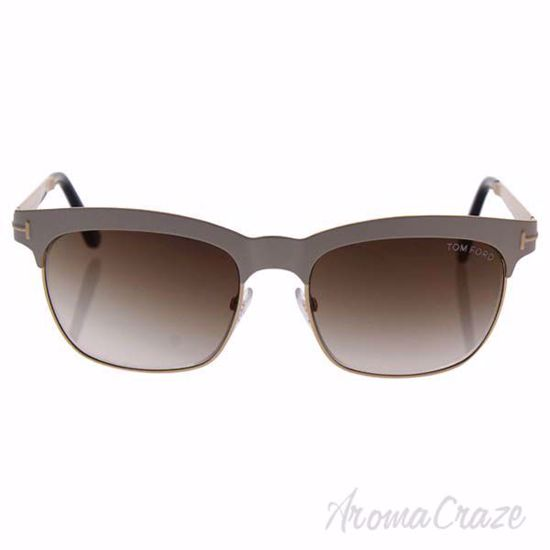 Tom Ford TF437 25F Elena - Ivory/Gradient Brown by Tom Ford