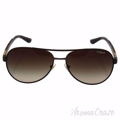 Vogue VO3997S 934/13 - Brushed Brown/Brown Gradient by Vogue