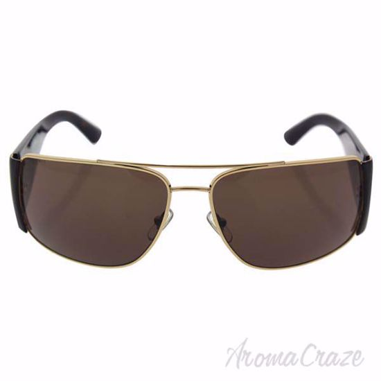 Versace VE 2163 1002/73 - Gold/Brown by Versace for Men - 63