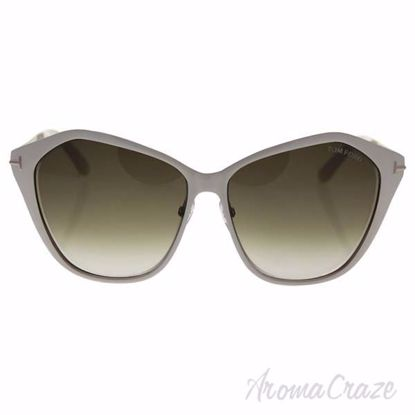 Tom Ford TF391 25F Lena - Ivory/Brown Gradient by Tom Ford f