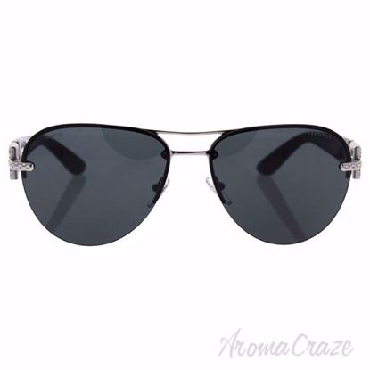 Versace VE 2159B 1000/87 - Silver/Gray by Versace for Women