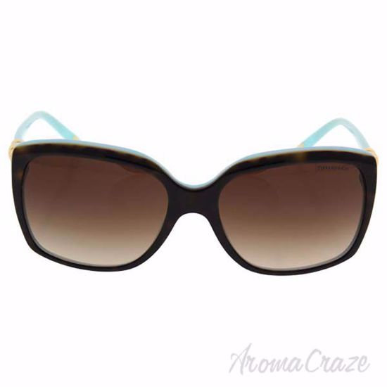 Tiffany TF 4076 8134/3B - Top Havana-Blue/Brown Gradient by
