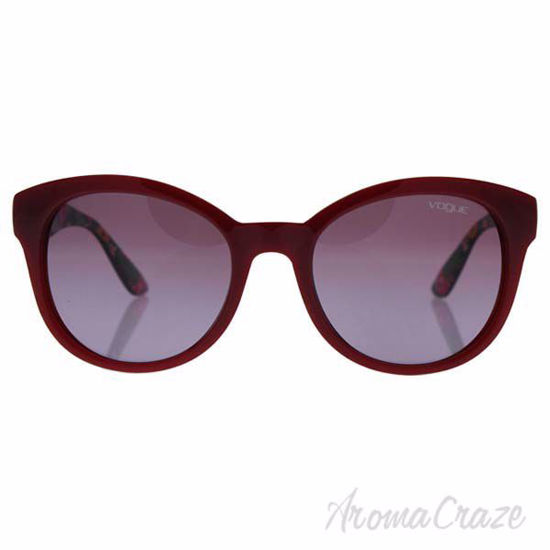 Vogue VO2992S 2340/8H Adriana Lima - Red/Violet Gradient by