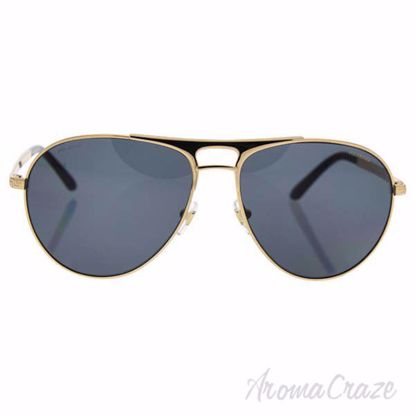 Versace VE 2164 1002/81 - Gold/Grey Polarized by Versace for
