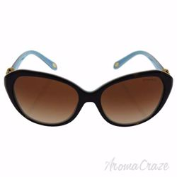 Tiffany TF 4098 8134/3B - Havana/Blue Brown Gradient by Tiffany & Co. for Women - 56-16-135 mm Sunglasses