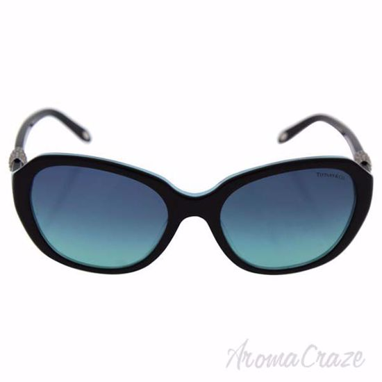 Tiffany TF 4108-B 8193/9S - Black/Blue Gradient by Tiffany &