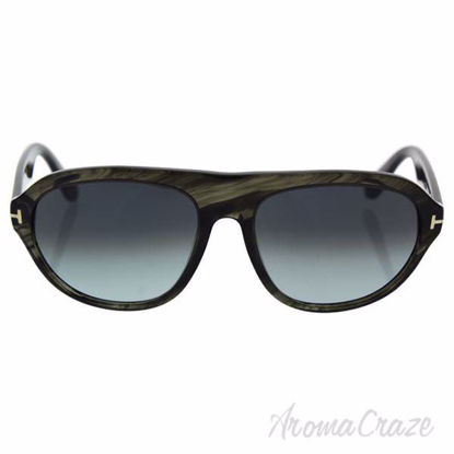 Tom Ford TF397 20B Ivan - Transparent Green/Gray Gradient by