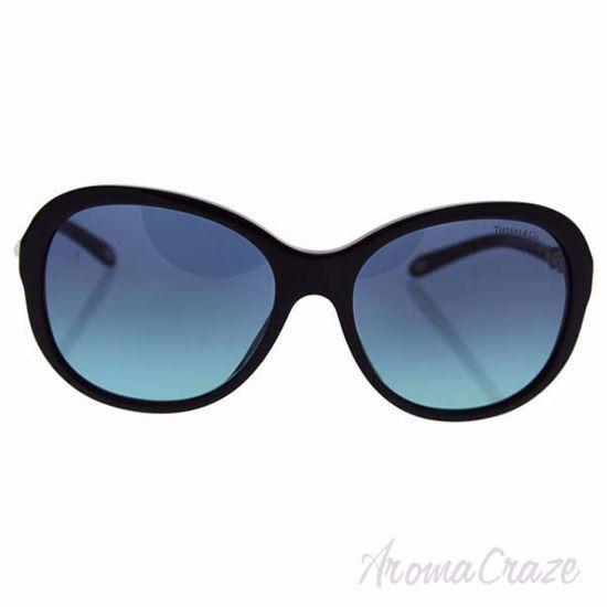 Tiffany & Co TF 4104-H-B 8001/9S - Black/Azure Gradient Blue
