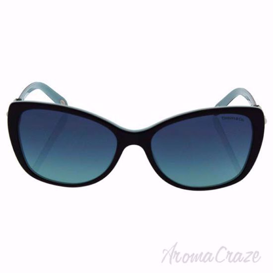 Tiffany TF 4103-H-B 8055/9S - Black/Blue/Azure Gradient Blue