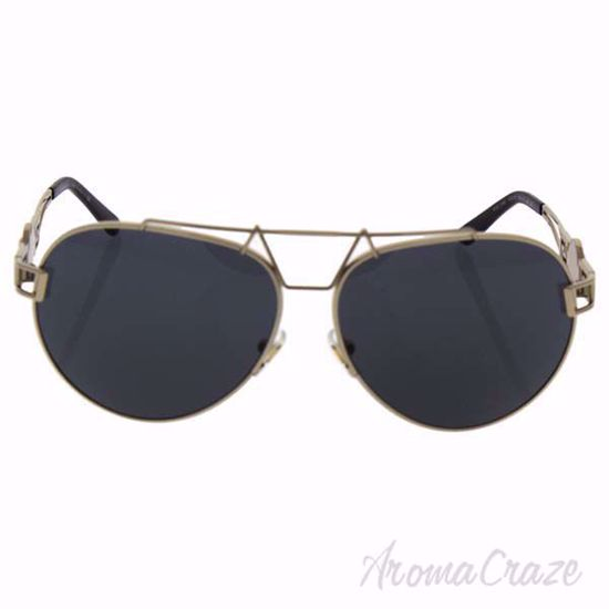 Versace VE 2160 1252/87 - Gold Light/Grey by Versace for Wom