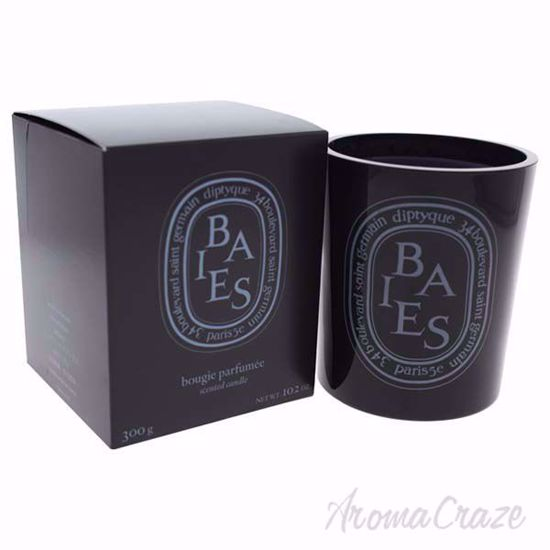 Picture of Baies Scented Candle by Diptyque for Unisex - 10.2 oz Candle