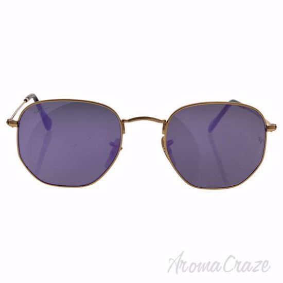 Ray Ban RB 3548-N 001/80 - Gold/Lilac by Ray Ban for Women -