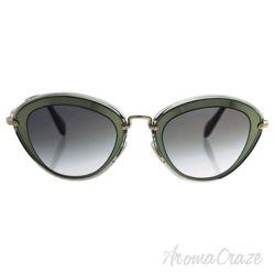 Miu Miu MU 51R UFC-1E0 -Transparent Grey Gradient for Women 52-26-140 mm Sunglasses