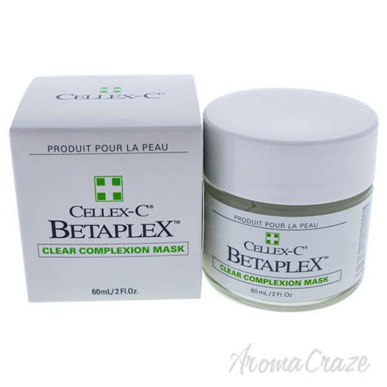 Picture of Betaplex Clear Complexion Mask by Cellex-C for Unisex - 2 oz Mask