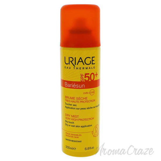 Picture of Bariesun Dry Mist SPF 50 by Uriage for Unisex - 6.8 oz Sunscreen