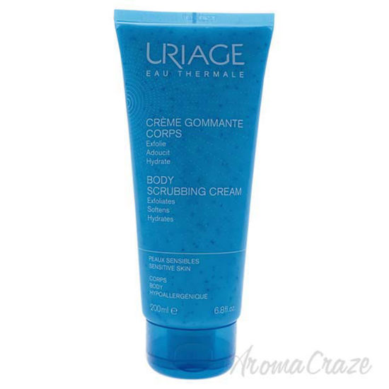 Picture of Body Scrubbing Cream by Uriage for Unisex - 6.8 oz Exfoliator