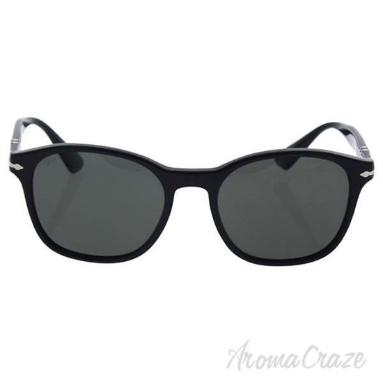 Persol PO3150S 95/58 - Black/Green Polarized by Persol for M