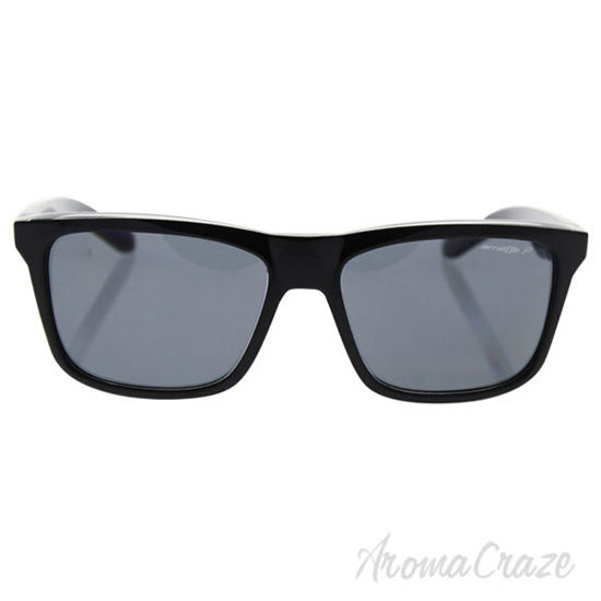 Arnette AN 4217 2159/81 Syndrome - Black On Clear/Gray Polar