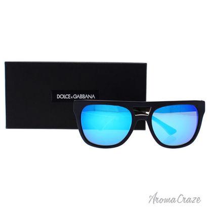 Dolce and Gabbana DG 4255 2954/25 - Blue/Green Blue Mirror b