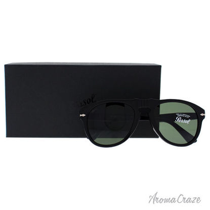 Persol PO0649 95/31 - Black/Grey by Persol for Men - 52-20-1