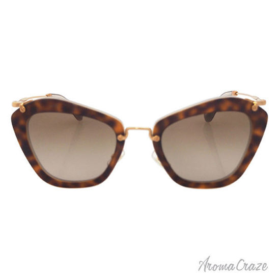 Picture of Miu Miu MU 10NS HAH1X1 - Havana/Beige by Miu Miu for Women - 55-24-140 mm Sunglasses