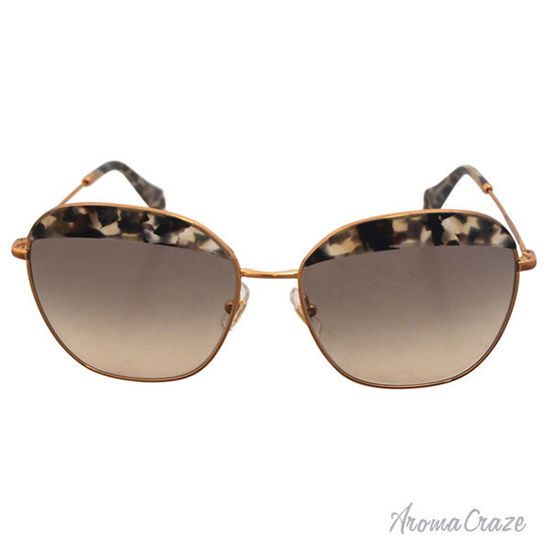 Picture of Miu Miu MU 53QS DHE3H2 - Havana Marble White by Miu Miu for Women - 59-16-104 mm Sunglasses