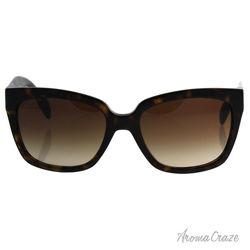 Prada SPR 07P 2AU-6S1 - Brown/Brown by Prada for Women - 56-18-140 mm Sunglasses