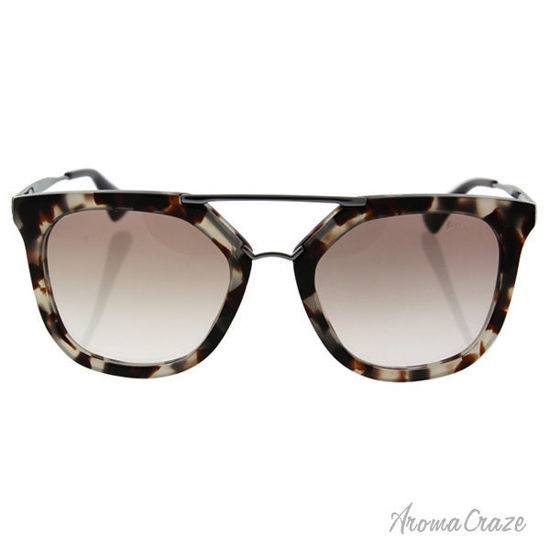 Picture of Prada SPR 13Q UAO-1L0 - Spotted Opal Brown/Brown Gradient by Prada for Women - 54-20-140 mm Sunglasses