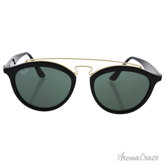 Picture of Ray Ban RB 4257 601/71 Large - Black/Green Classic by Ray Ban for Women - 53-19-150 mm Sunglasses