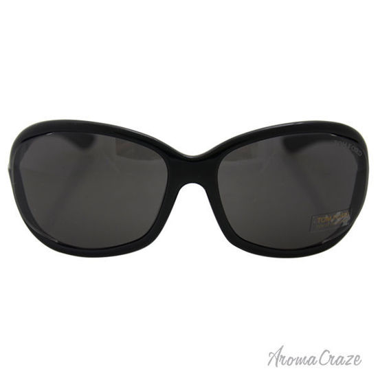 Picture of Tom Ford FT0008 Jennifer 199 - Black by Tom Ford for Women - 61-16-120 mm Sunglasses