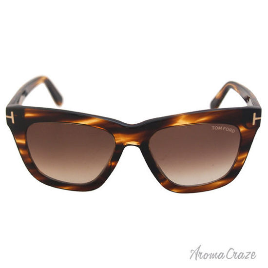 Picture of Tom Ford FT0361 Celina 50F - Brown by Tom Ford for Women - 55-18-140 mm Sunglasses