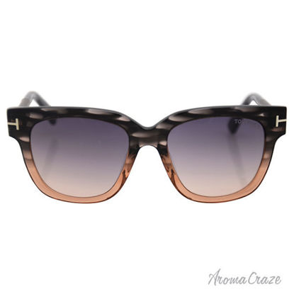 Tom Ford FT0436 Tracy 20B - Grey Peach by Tom Ford for Women