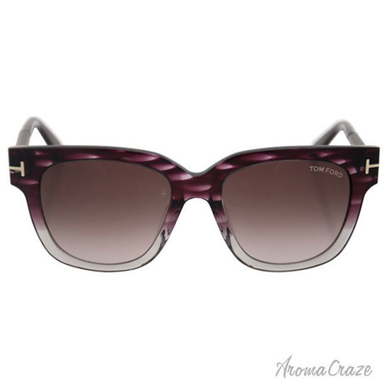 Picture of Tom Ford FT0436 Tracy 83T - Purple by Tom Ford for Women - 53-18-140 mm Sunglasses