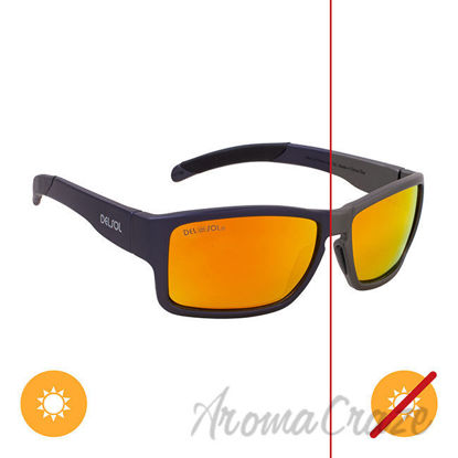 Picture of Solize Island of Memories - Charcoal to Ebony by DelSol for Unisex - 1 Pc Sunglasses