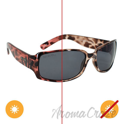 Picture of Solize My Girl - Tortoise to Pink by DelSol for Women - 1 Pc Sunglasses