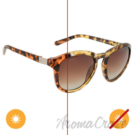 Picture of Solize Sunny Afternoon - Tortoise to Pink by DelSol for Women - 1 Pc Sunglasses