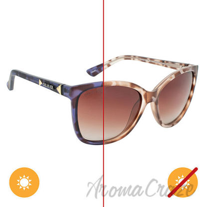 Picture of Solize Summer Nights - Tortoise to Purple by DelSol for Women - 1 Pc Sunglasses