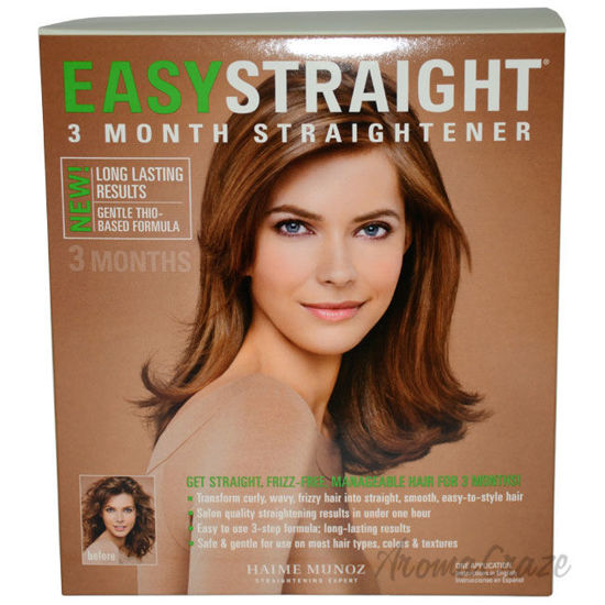 Picture of Styling Solutions 3 Month Straightener by EasyStraight for Unisex 1 Pc Straightener
