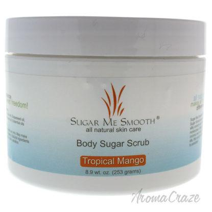 Picture of Body Scrub Tropical Mango by Sugar Me Smooth for Unisex 8.9 oz Scrub