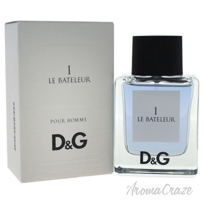 Picture of D and G Le Bateleur 1 by Dolce and Gabbana for Unisex 1.6 oz EDT Spray